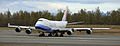 China Airlines Cargo 747 turning onto the active runway (6193715215).jpg