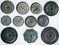 Chinese Bronze Mirror Collection (10621164244).jpg