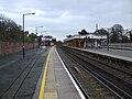 Chislehurst station slow look south2.JPG