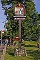 Chislehurst village sign - geograph.org.uk - 1715920.jpg