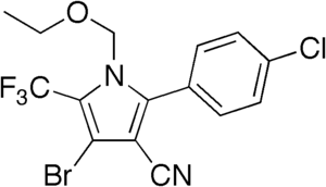 Chlorfenapyr - Image: Chlorfenapyr