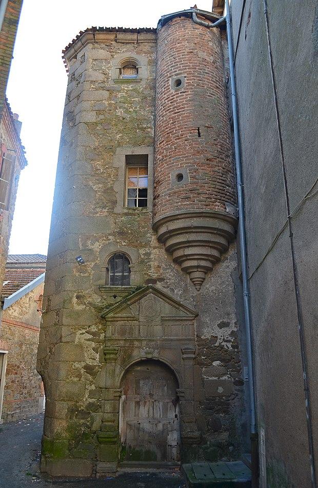 Monument historique à Cholet