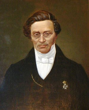 Christopher Jacob Boström