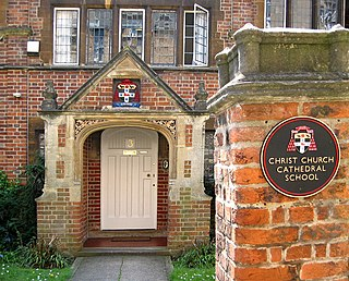 Christ Church Cathedral School Independent day and boarding school in Oxford, England