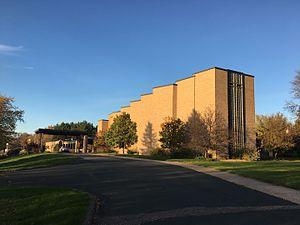 North St. Paul, Minnesota - Christ Lutheran Church