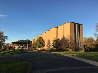 North St. Paul, Minnesota - Christ Lutheran Church