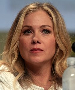 Christina Applegate San Diegon Comic-Conissa 2014.