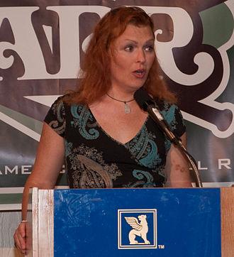 Christina Kahrl - Kahrl in 2009.