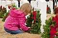Christmas love from a child to a fallen hero (Image 1 of 15) (11176339005).jpg