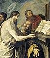 Christus draagt Petrus op; 'Weid mijn schapen' Rijksmuseum SK-A-4068.jpeg