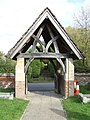 Church Lych Gate - geograph.org.uk - 1539224.jpg