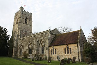 Cosgrove, Northamptonshire - Image: Church of SS Peter and Paul Cosgrove