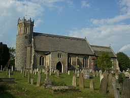 Church of St Edmund, Acle, Norfolk-15May2003.jpg