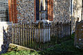 Church of St Mary Broxted Essex, England - churchyard tomb south of nave 1.jpg
