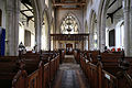 Church of St Mary Hatfield Broad Oak Essex England - nave looking west.jpg