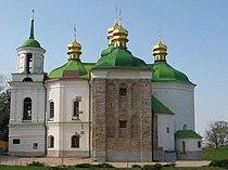 Church of the Saviour at Berestove (Side view).jpg