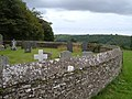 Churchyard, Buckland-Tout-Saints - geograph.org.uk - 227075.jpg