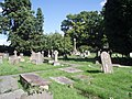 Churchyard at Bathampton - geograph.org.uk - 645062.jpg