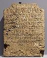 Cippus of the pomerium Claudius Musei Vaticani inv.9268.jpg