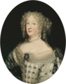 Circle of Charles Beaubrun - Portrait of a Princess of France.png
