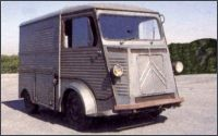 G Van 1948 prototype