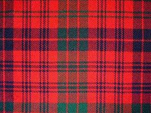 Clan Ross - Ross Red Tartan