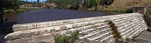 Clarendon Weir - Clarendon Weir