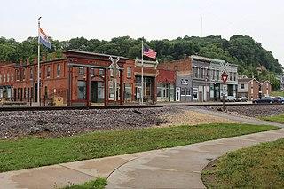 Clarksville, Missouri City in Missouri, United States