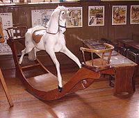 Koń Na Biegunach Wikipedia Wolna Encyklopedia