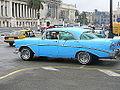 Classic cars in Cuba, Havana - Laslovarga003.JPG