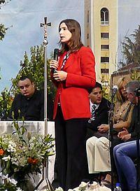 Claudia Koll al Paladesio.jpg