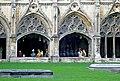 Claustro de la Catedral, Canterbury.jpg