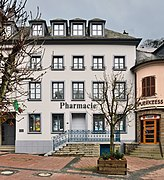 Clervaux Pharmacie V Hugo plaque.jpg