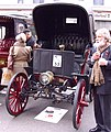 Cleveland, Sperry System 1900 Electric Stanhope at Regent Street Motor Show 2011.jpg