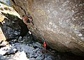 Climbing an overhanging crack.jpg