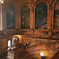 Climbing to the upper floors at Boston Public Library.jpg
