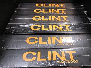 Clint Eastwood 35 Films 35 Yrs DVD box set at Costco%2C SSF ECR