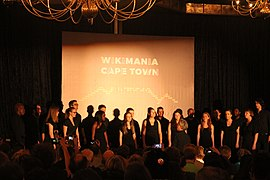 Closing Ceremony of Wikimania 2018.jpg