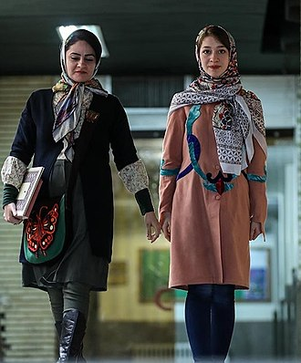 2010s in fashion - Islamic dress incorporating Western influences, fashionable from 2011-18.