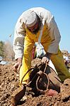 Coalition forces, Afghans work together to repair collapsed Karez DVIDS376629.jpg
