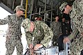 Coast Guard assists Navy Honolulu divers with logistics for training evolutions 151002-G-XD768-001.jpg