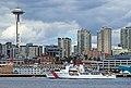 Coast Guard participates in Seattle Seafair Fleet Arrival (2718489126).jpg