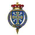 Coat of Arms of Robin Butler, Baron Butler of Brockwell, KG, GCB, CVO, PC.png