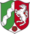 Coat of arms of North Rhine-Westfalia.svg