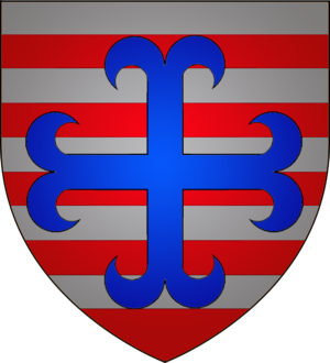 Useldange - Image: Coat of arms useldange luxbrg