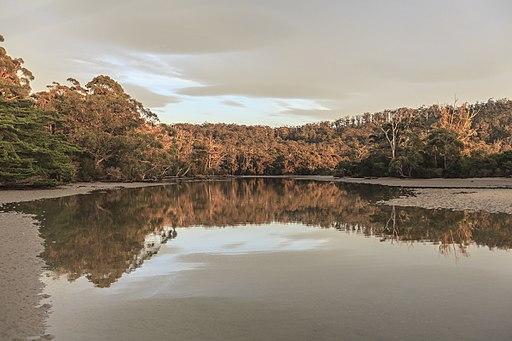 Cockle Creek Tasmania by Aldona Kmiec Photography
