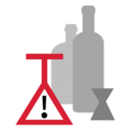 Cocktail warning sign with bottles and jigger.png