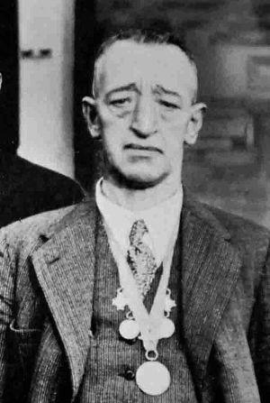 Coen de Koning - Coen de Koning in 1934