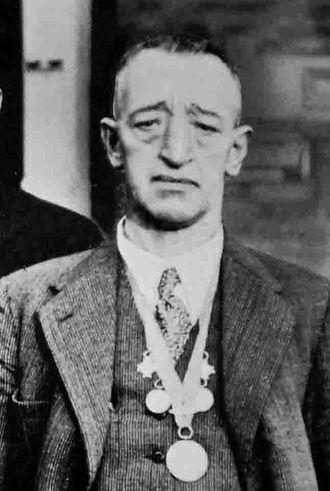 Coen de Koning - De Koning in 1934