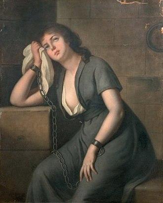 Aimée de Coigny - La Jeune Captive